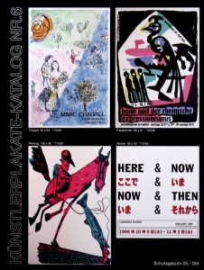 Poster: Catalogue - 1998 -  Künstlerplakate no.6