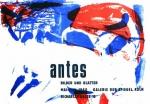 Antes, Horst - 1960 - Galerie der Spiegel Köln