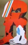 Antes, Horst - 1967 - Kunsthalle Baden-Baden