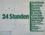 Beuys, Joseph - 1965 - (24-Stunden-Happening) Galerie Parnass