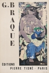 Poster: Braque, Georges - 1953 - Editions Pierre Tisné