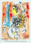Chagall, Marc - 1964 - (Offrande à la Tour Eiffel) Smithsonian Institution