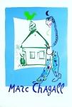 Chagall, Marc - 1969 - La maison de mon village