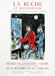 Chagall, Marc - 1978 - Institut de France Musée Jacquemart-André (La Ruche et Montparnasse)