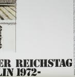 Christo (Javacheff) - 1978 - KGM Zürich (Running Fence und Verpackter Reichstag)