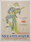 Cocteau, Jean - 1954 - Salons de la TWA