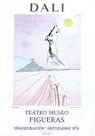 Dali, Salvador - 1974 - Teatro Museo Figueras (Benjamin)