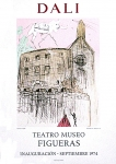 Dali, Salvador - 1974 - Teatro Museo Figueras (Galas Castle)