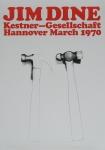 Dine, Jim - 1970 - Kestner-Gesellschaft Hannover