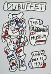 Dubuffet, Jean - 1973 - Guggenheim Museum