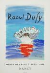 Dufy, Raoul - 1956 - Musée des Beaux-Arts Nancy (Muschel / La Coquille)