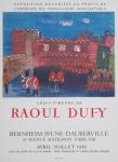Dufy, Raoul - 1959 - Galerie Bernheim-Jeune Dauberville