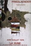 Friedlaender, Johnny - 1978 - Galerie La Hune