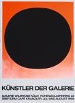 Geiger, Rupprecht - 1968 - Galerie Wilbrand