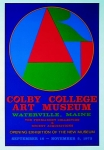 Indiana, Robert - 1973 - Colby College Art Museum