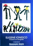 Ionesco, Eugène - 1984 - Kommunale Galerie