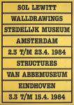 LeWitt, Sol - 1984 - Stedelijk und Van Abbe Museum
