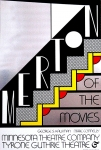 Plakat: Lichtenstein, Roy - 1968 - (Merton of the Movies) Minnesota