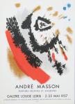 Masson, André - 1957 - Galerie Louise Leiris
