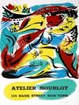 Masson, André - 1966 (?) - Atelier Mourlot