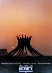 Mavignier, Almir - 1973 - (Kathedrale) Brasilia Spezialitäten Hamburg