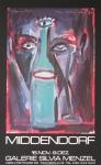 Middendorf, Helmut - 1983 - Galerie Menzel