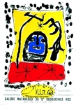 Miró, Joan - 1957 - Galerie Matarasso