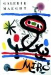 Miró, Joan - 1961 - Galerie Maeght
