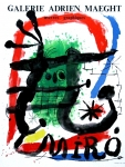 Miró, Joan - 1965 - Galerie Maeght