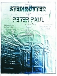 Paul, Peter - 1979 - Galerie Steinrötter