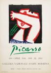 Picasso, Pablo - 1953 - Galleria Nazionale dArte Moderna Roma (Tänzerin)