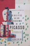 Picasso, Pablo - 1953 - (Suite de 180 dessins) Verve 29-30