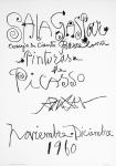 Picasso, Pablo - 1960 - (Pinturas) Sala Gaspar