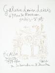 Picasso, Pablo - 1960 - Galerie Louise Leiris (Dessins 1959-60)