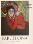 Poster: Picasso, Pablo - 1966 - (Erwartung) Museo Picasso