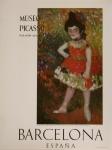 Picasso, Pablo - 1966 - (die Zwergtänzerin) Museo Picasso