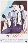 Poster: Picasso, Pablo - 1971 - Galerie Knoedler