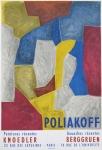 Poliakoff, Serge - 1959 - Galerien Knoedler und Berggruen