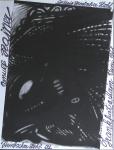 Rainer, Arnulf - 1968 - Galerie Steinbacher Hohl Frankfurt