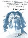Rainer, Arnulf - 1969 - Galerie Casa München