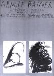 Rainer, Arnulf - 1970 - (Face Farces) Galerie nächst St.Stephan