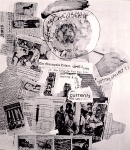 Rauschenberg, Robert - 1970 - (Currents) Daytons Gallery 12