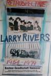 Rivers, Larry - 1980 - (Retrospective) Kestner-Gesellschaft Hannover