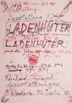 Roth, Dieter - 1983 - (Ladenhüter) Onnasch Galerie