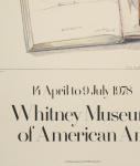 Steinberg, Saul - 1978 - Whitney Museum