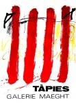 Tàpies, Antoni - 1972 - Galerie Maeght