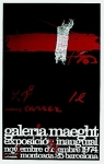 Tàpies, Antoni - 1974 - Galeria Maeght Barcelona