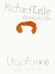 Tuttle, Richard - 1981 - Galleria Ferranti