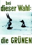 Beuys, Joseph - 1979 - Der Unbesiegbare  (Für die Grünen)