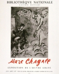 Chagall, Marc - 1957 - Bibliothèque Nationale